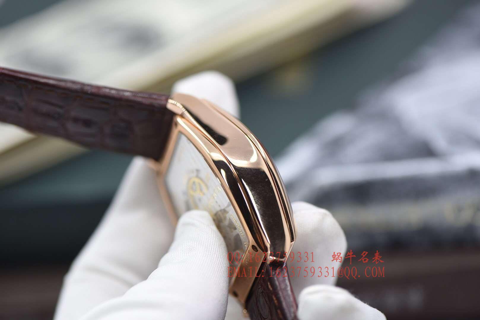 【TF一比一超A精仿手表】江诗丹顿马耳他系列30130/000R-9754手动陀飞轮机械腕表 / JS146