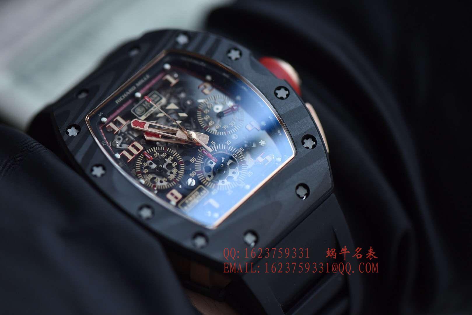 【KV厂一比一超A高仿手表】理查德.米勒RICHARD MILLE男士系列RM 011 LOTUS F1 TEAM男士机械腕表 / RM 011 LOTUS F1 TEAM