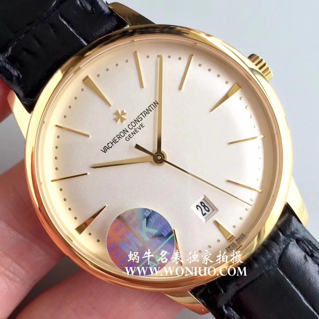 【MK一比一超A高仿手表】江诗丹顿传承系列85180/000J-9231腕表 / JS141