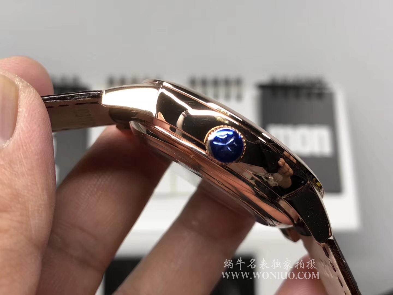 【GS厂一比一超A精仿手表】江诗丹顿传承系列4010U/000R-B329腕表 / JS155