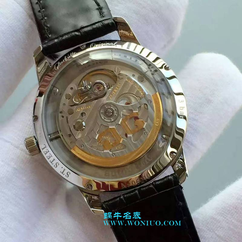 【YL厂出品】格拉苏蒂原创20世纪复古系列1-39-52-11-02-01腕表 / GLA020