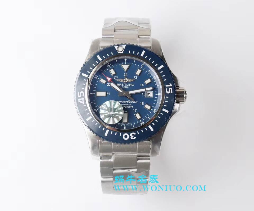 【GF一比一超A高仿手表】百年灵超级海洋44特别版系列Y1739316 C959 162A腕表 / BL059