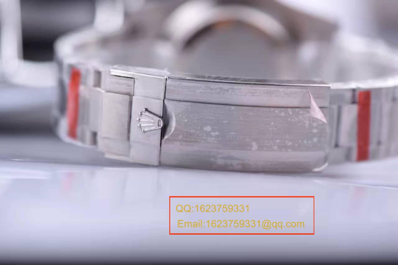 【独家视频测评NV7版本】1:1超A精仿手表劳力士潜航者型系列116610LN-97200 《黑水鬼》  / R107