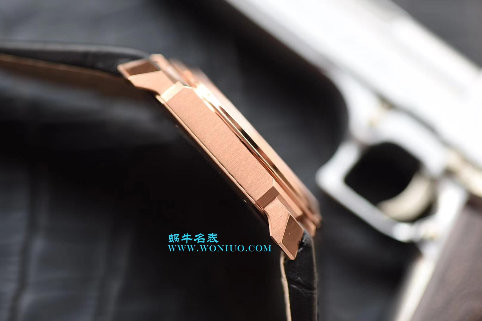 【台湾厂一比一超A精仿手表】宝格丽OCTO系列102371 BGOP40BGLXT腕表 / BGB0018