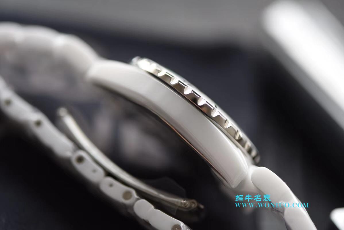 KOR韩版 香奈儿 J12香奈儿INTENSE 重置加强版女士石英腕表 / X024