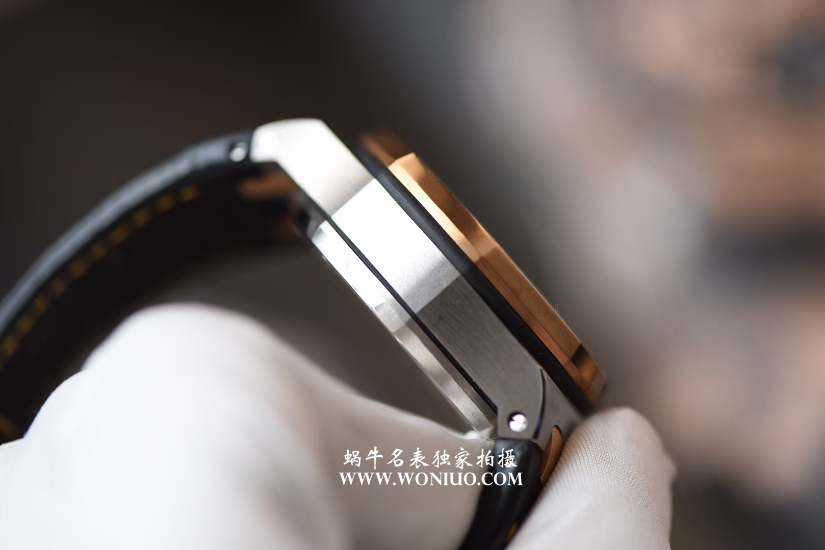【JF厂一比一超A高仿手表】爱彼皇家橡树离岸型系列26471SR.OO.D101CR.01腕表 / AP114