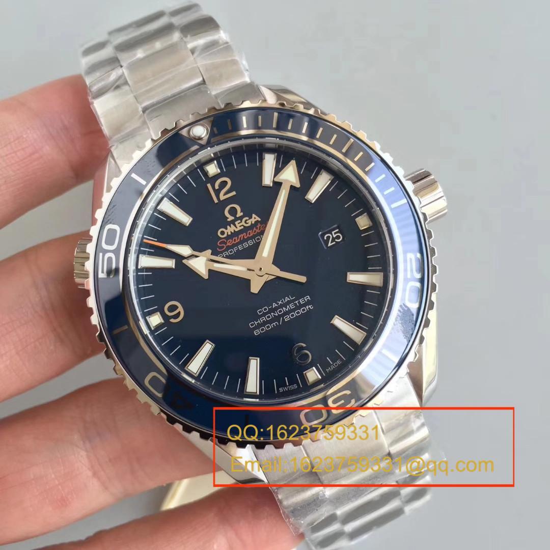 【OM一比一超A高仿手表】欧米茄海马海洋宇宙600米腕表系列232.90.46.21.03.001腕表 / MBB089
