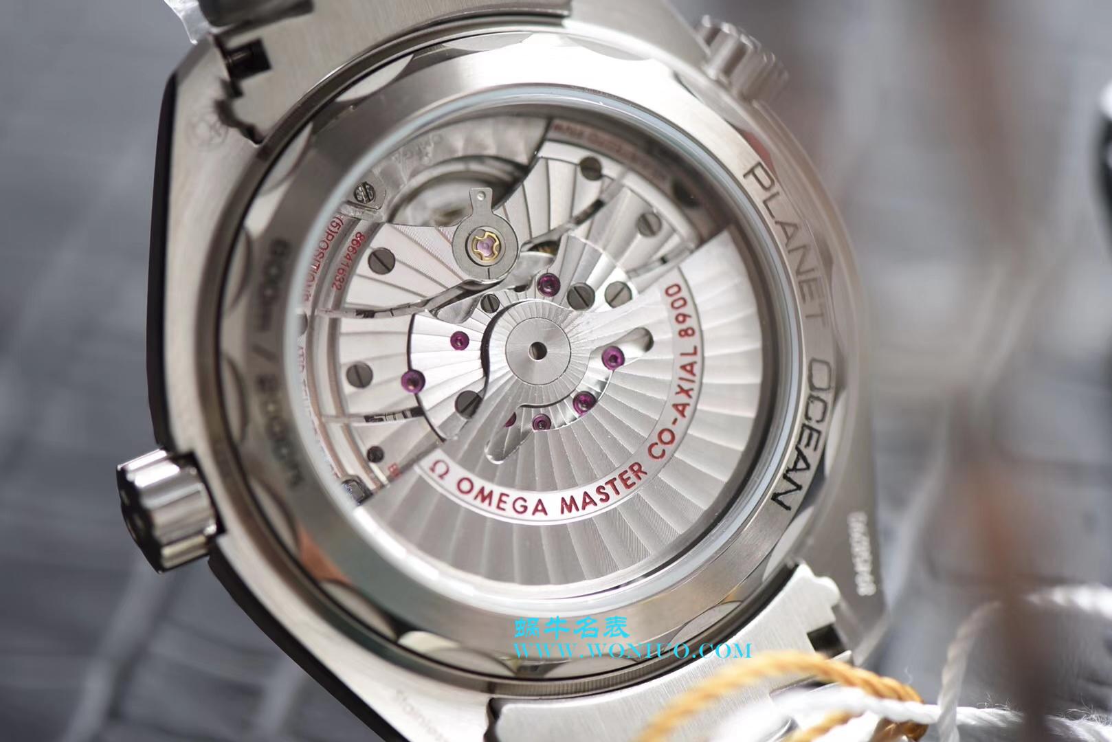 【OM一比一超A高仿手表】欧米茄海马 海洋宇宙600米系列232.30.46.21.01.001、232.32.46.21.01.003腕表 / M318