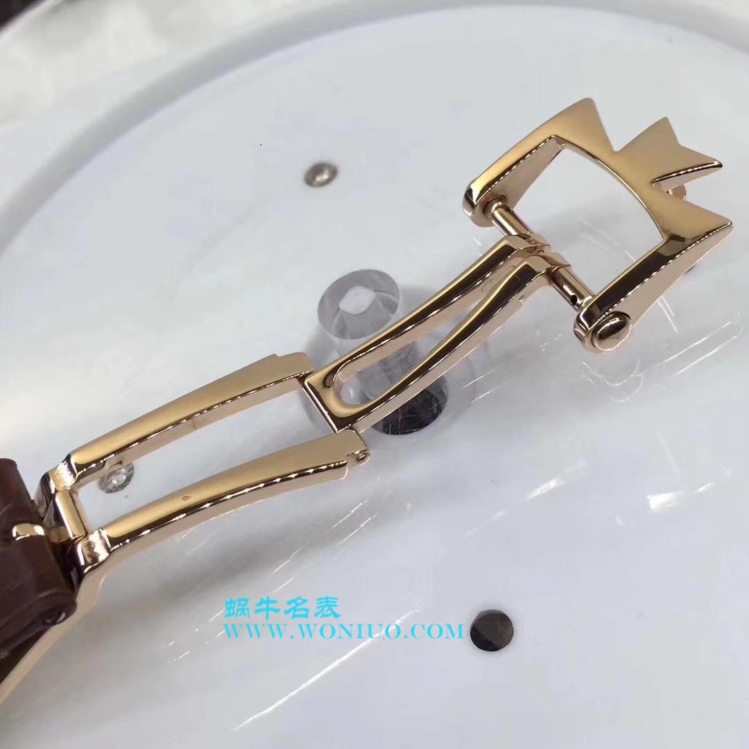 【TF厂一比一超A精仿手表】江诗丹顿马耳他系列30080/000R-9257单日历手动上链陀飞轮腕表 / JS184
