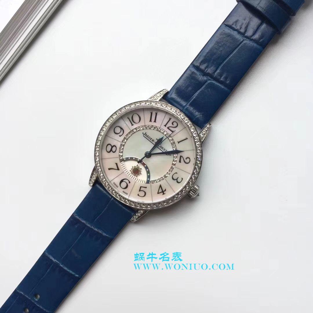 【TF一比一超A高仿手表】积家 Rendez-Vous Classic经典约会系列腕表系列Q3433491女士腕表 / JJ029C