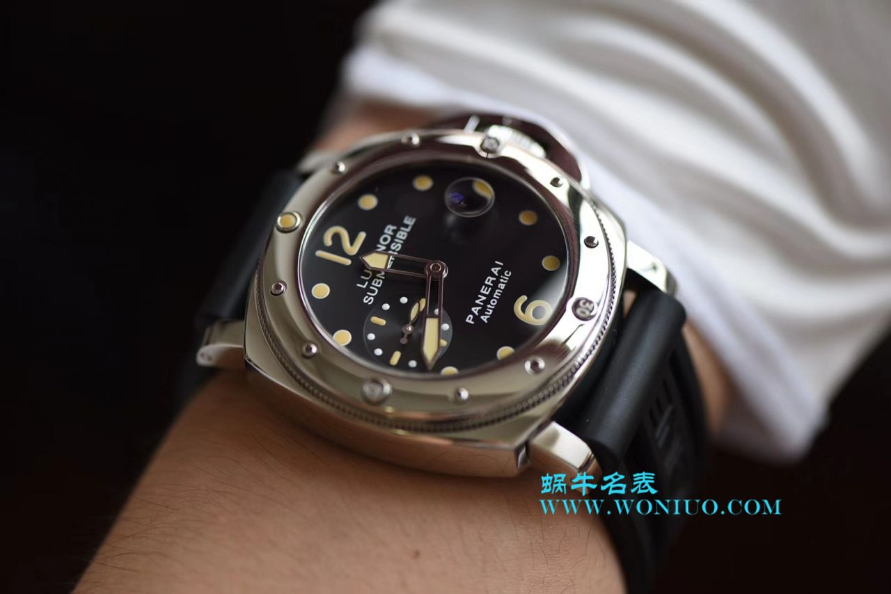 【XF厂一比一超A高仿手表】Panerai沛纳海LUMINOR系列PAM 00024腕表V2升级版 / PAM00024