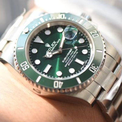 【NOOB厂V8版本一比一超A高仿手表】劳力士潜航者型系列116610LV-97200 绿水鬼腕表价格报价