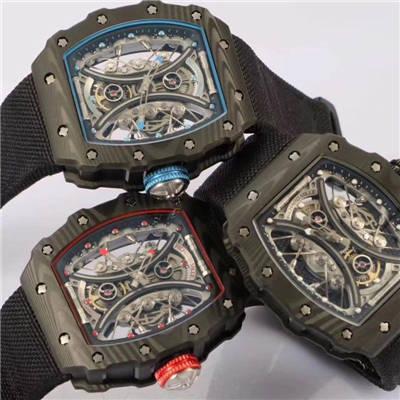 【RICHARD MILLE】RM53-01 这款腕表充满动感与活力价格报价