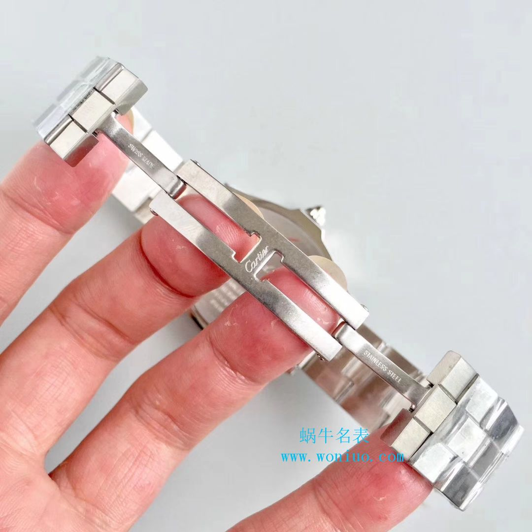 CG新品卡地亚跑车系列之W6206017腕表 / K158