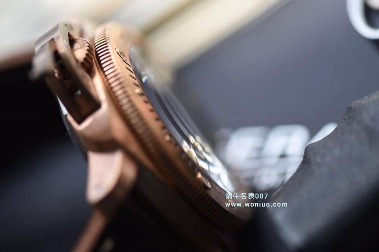 【独家视频测评VS厂顶级1:1精仿手表】沛纳海沛纳海首款青铜战士史泰龙电影同款PAM 00382腕表 / VSPAMBF00382