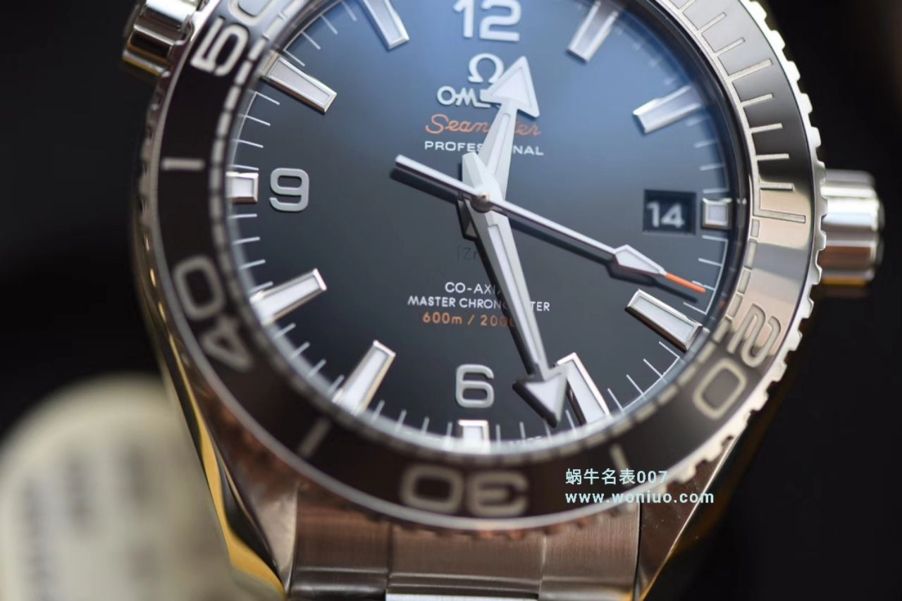 【SSS超级复刻】欧米茄海洋宇宙600米系列232.32.44.22.01.001腕表 / M325
