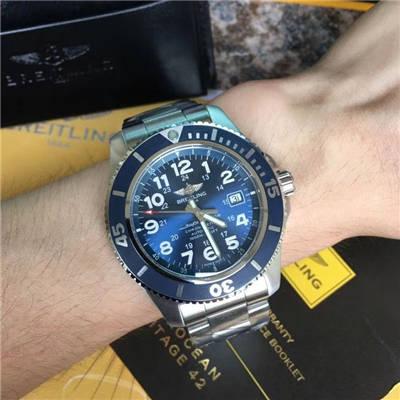 爆款回货【原单】百年灵超级海洋文化系列A17365D1|C915|161A机械腕表价格报价