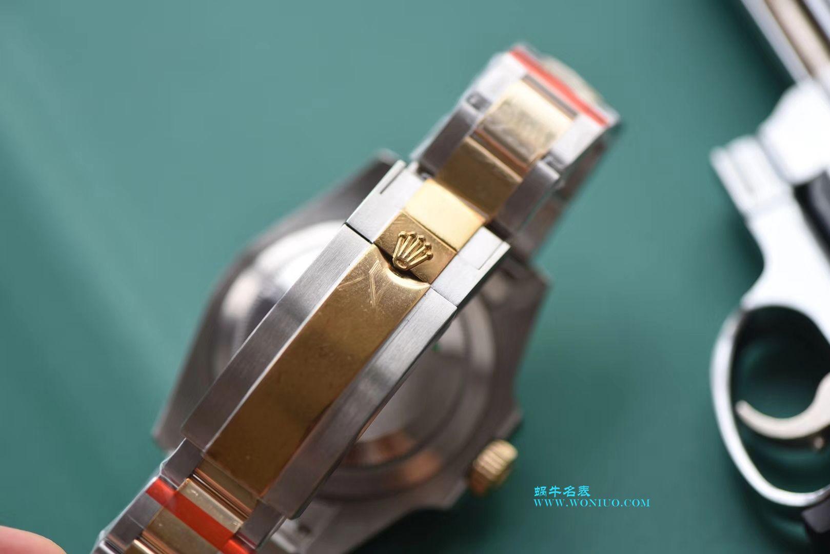 NV8包金蓝水鬼 / R219