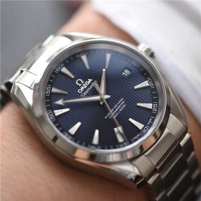 【VS一比一超A高仿手表】欧米茄海马AQUA TERRA 150米系列231.10.42.21.03.003腕表