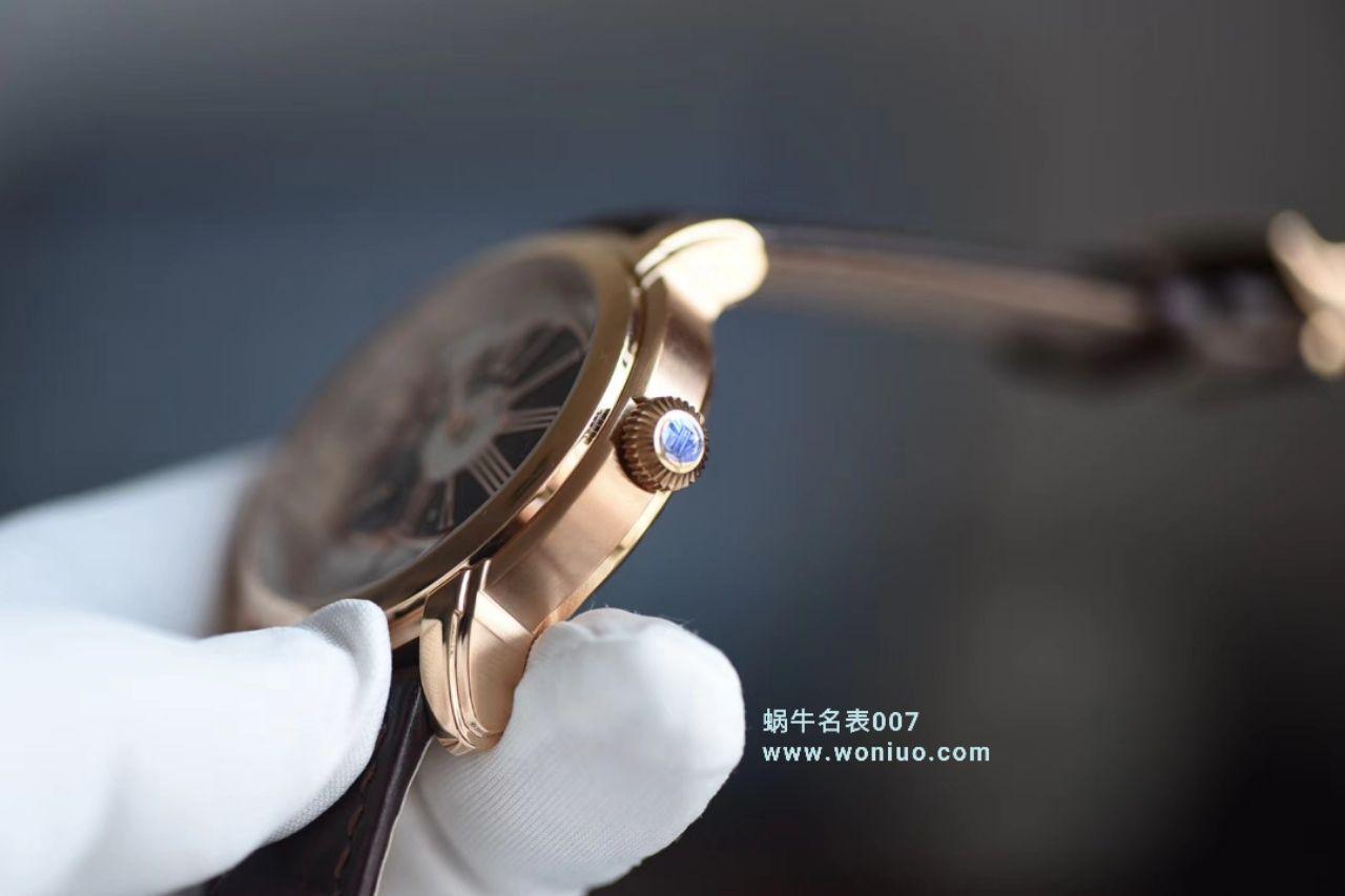【V9一比一超A高仿手表】爱彼千禧系列15350OR.OO.D093CR.01、15350ST.OO.D002CR.01腕表 / AP135
