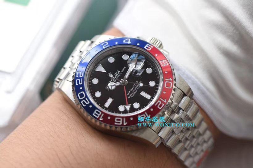 【BP厂出品】劳力士格林尼治型II系列126710BLRO-0001腕表 / R235
