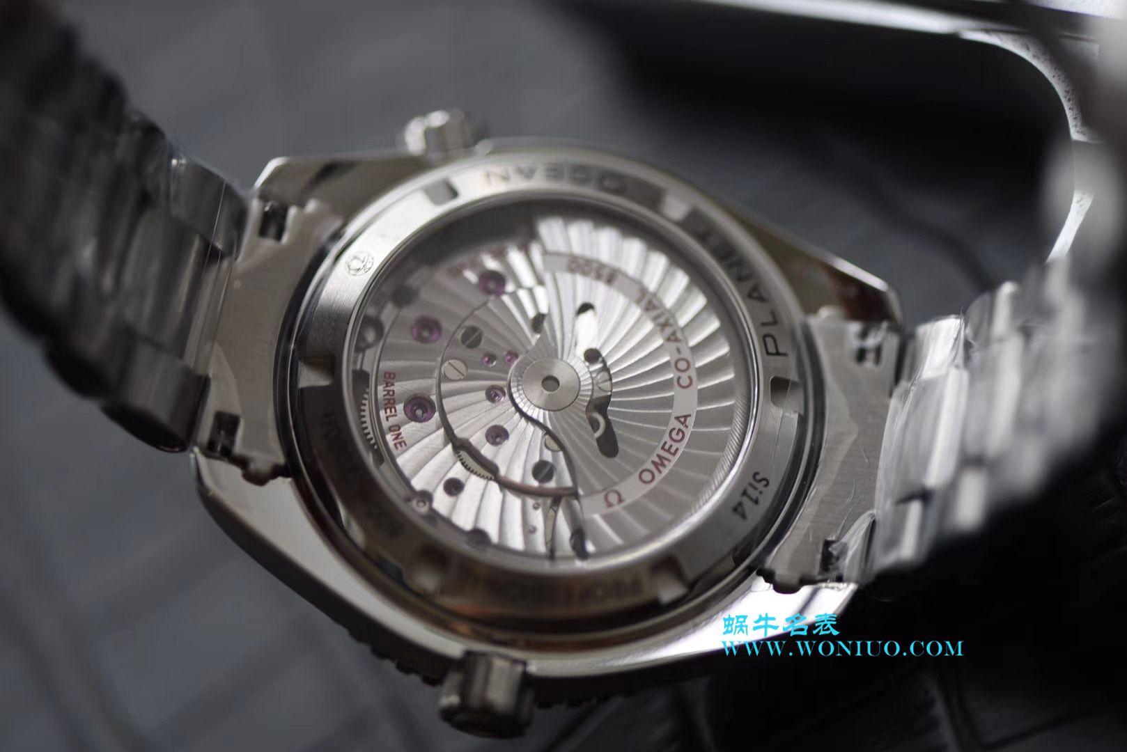 【VS厂一比一超A高仿手表】欧米茄海马系列 海洋宇宙600米232.30.42.21.01.003腕表 / M336