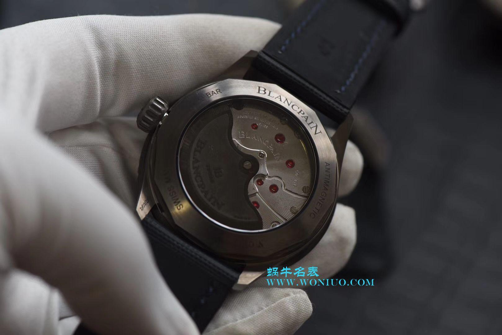 【ZF一比一超A高仿手表】宝珀五十噚系列5000-0240-O52A腕表 / BP051