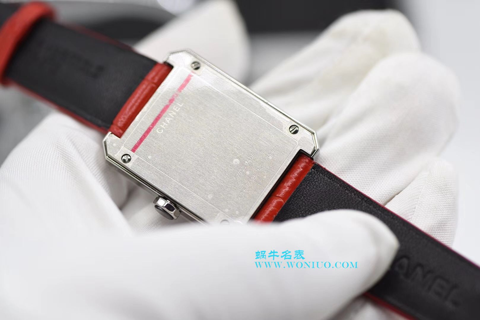 最新力作 原版开模 香家BOY·FRIEND系列腕表设计灵感源自香家成名已久的PREMIÈRE系列产品 / X035