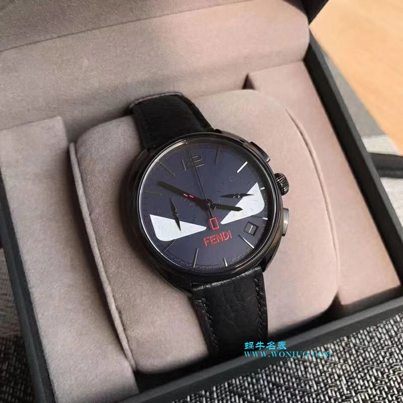 FENDI芬迪小怪兽石英计时男女中性手表(张艺兴同款) / Fendi990
