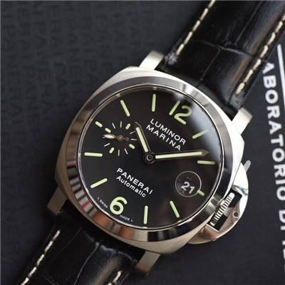 【XF一比一超A高仿手表】沛纳海Luminor系列PAM00048中性腕表40毫米小表盘价格报价