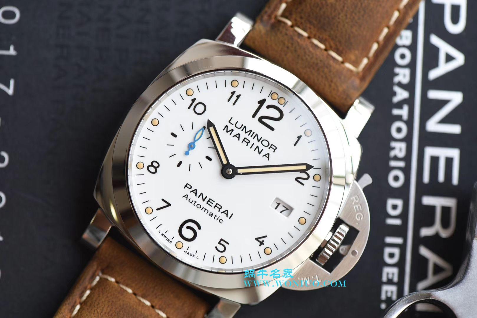 【XF厂一比一超A复刻手表】沛纳海PAM1523 42MM 女款和 PAM1499 44MM男款情侣手表 / PAM1499