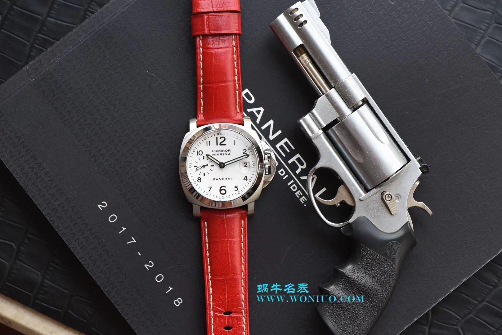 【XF一比一超A高仿手表】沛纳海LUMINOR系列PAM00049小盘女士腕表 / XFPAM049