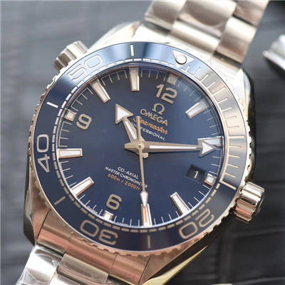 【SSS一比一超A复刻手表】欧米茄海马海洋宇宙600米腕表系列 215.30.44.21.03.001腕表价格报价