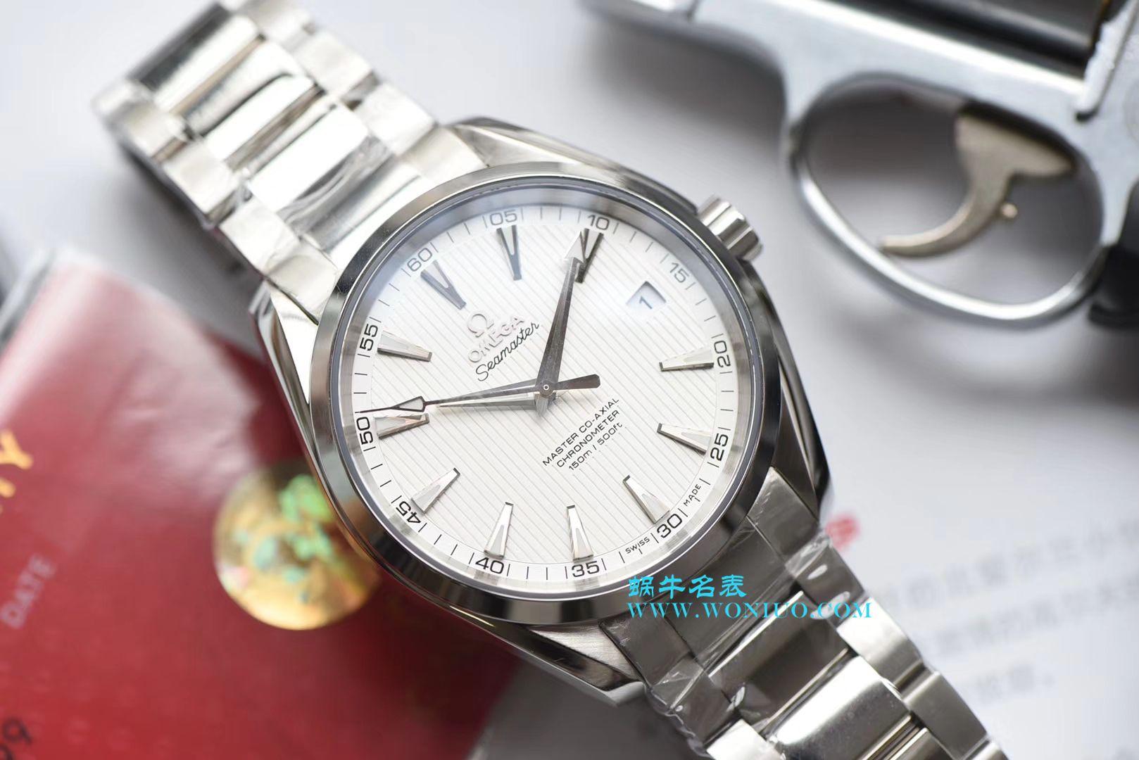 【VS一比一超A高仿手表】欧米茄海马系列231.10.42.21.02.003腕表 / M352