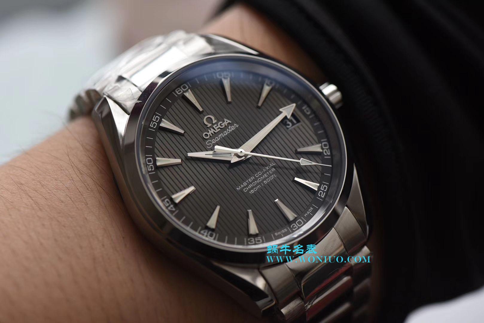 【VS厂一比一超A复刻手表】欧米茄海马系列231.10.42.21.01.003腕表 / M351