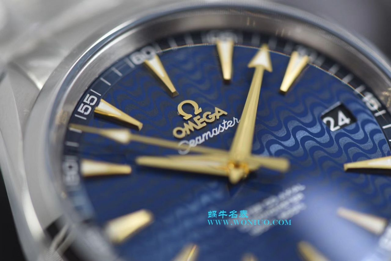 【VS一比一超A复刻手表】欧米茄海马系列里约奥运特别版231.10.42.21.03.006腕表 / M339A