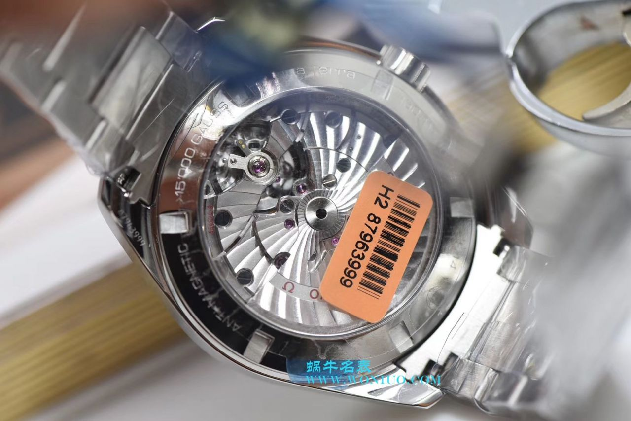 【VS一比一超A复刻手表】欧米茄海马系列里约奥运特别版231.10.42.21.01.006腕表 / M339