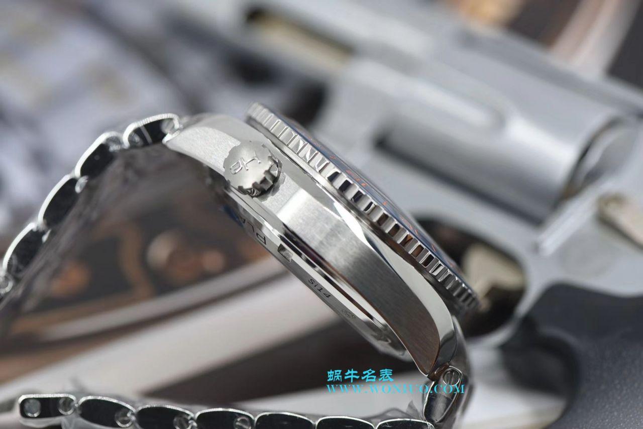 【VS厂一比一超A复刻手表】欧米茄海马海洋宇宙600米系列GMT232.30.44.22.03.001腕表 / M356