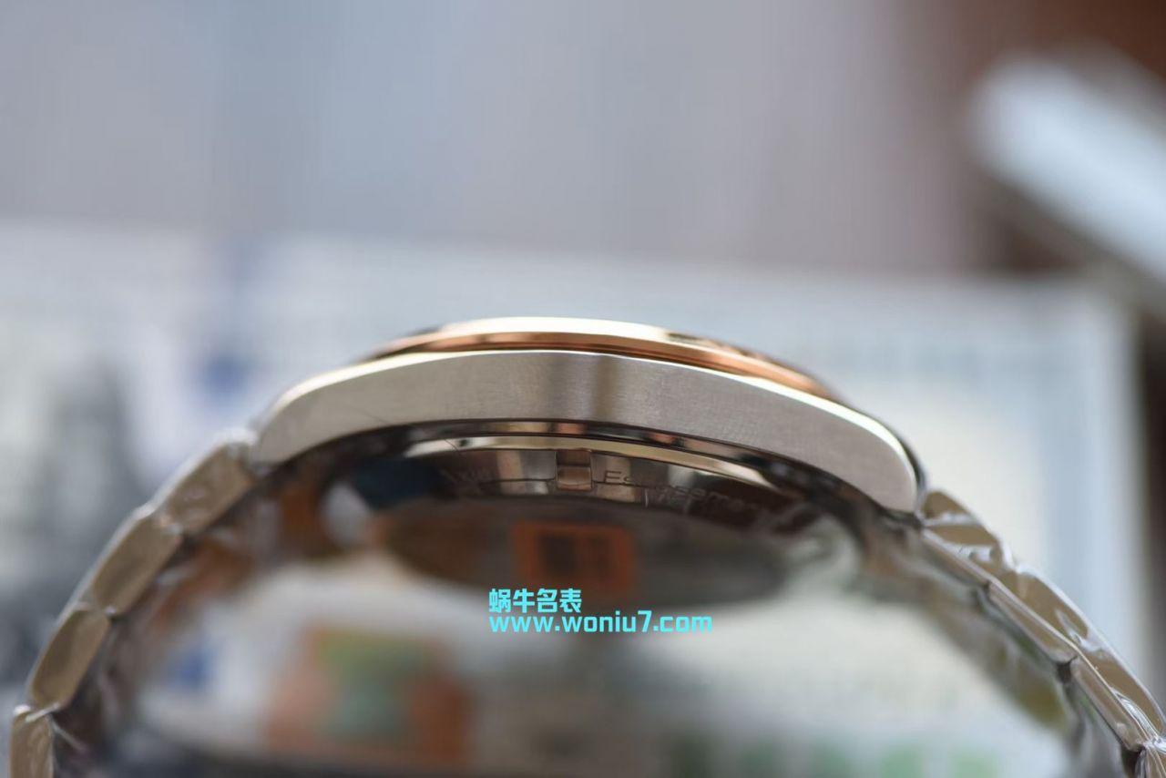 【VS一比一超A高仿手表】欧米茄海马系列231.20.43.22.06.003 GMT腕表 / M359
