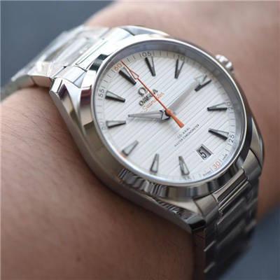 【VS一比一顶级超A复刻手表】欧米茄海马系列220.10.41.21.02.001、220.12.41.21.02.002腕表价格报价