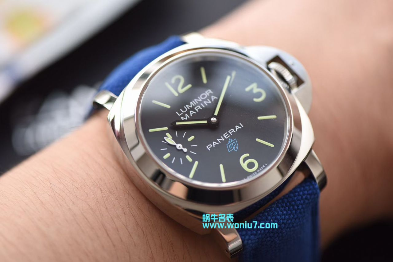 【XF一比一超A高仿手表】沛纳海LUMINOR系列PAM00777腕表 / PAM 777