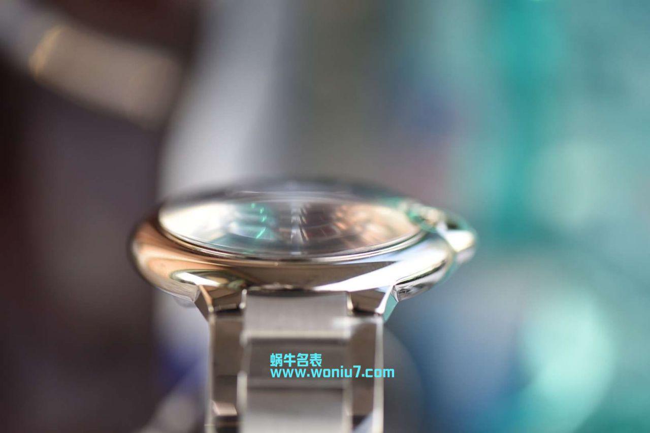 【V6厂一比一超A高仿手表】卡地亚蓝气球系列WSBB0025男款42MM腕表 / K169