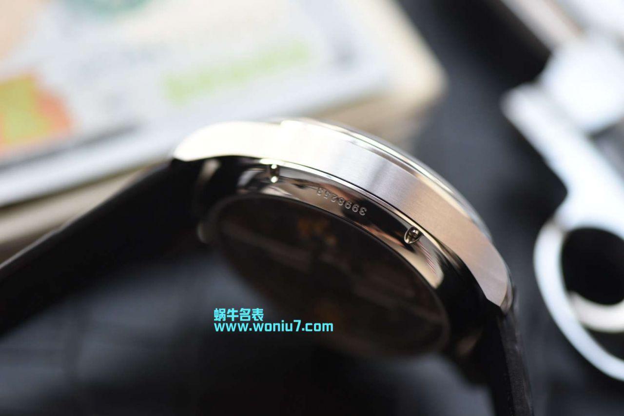 【YL厂一比一顶级克隆手表】YL厂最新年历 诱惑绿面万国年历腕表 / WG173