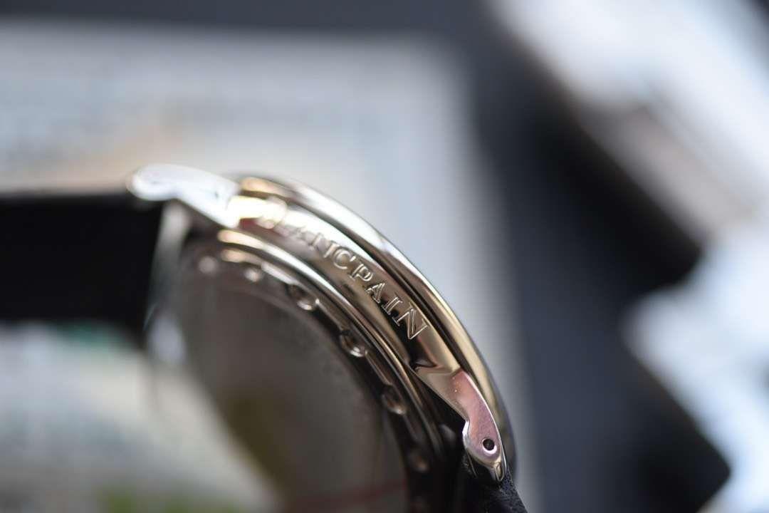 【3A一比一超A高仿手表】宝珀领袖系列莱芒湖2100-1130m-63b自动机械腕表 / BPB014