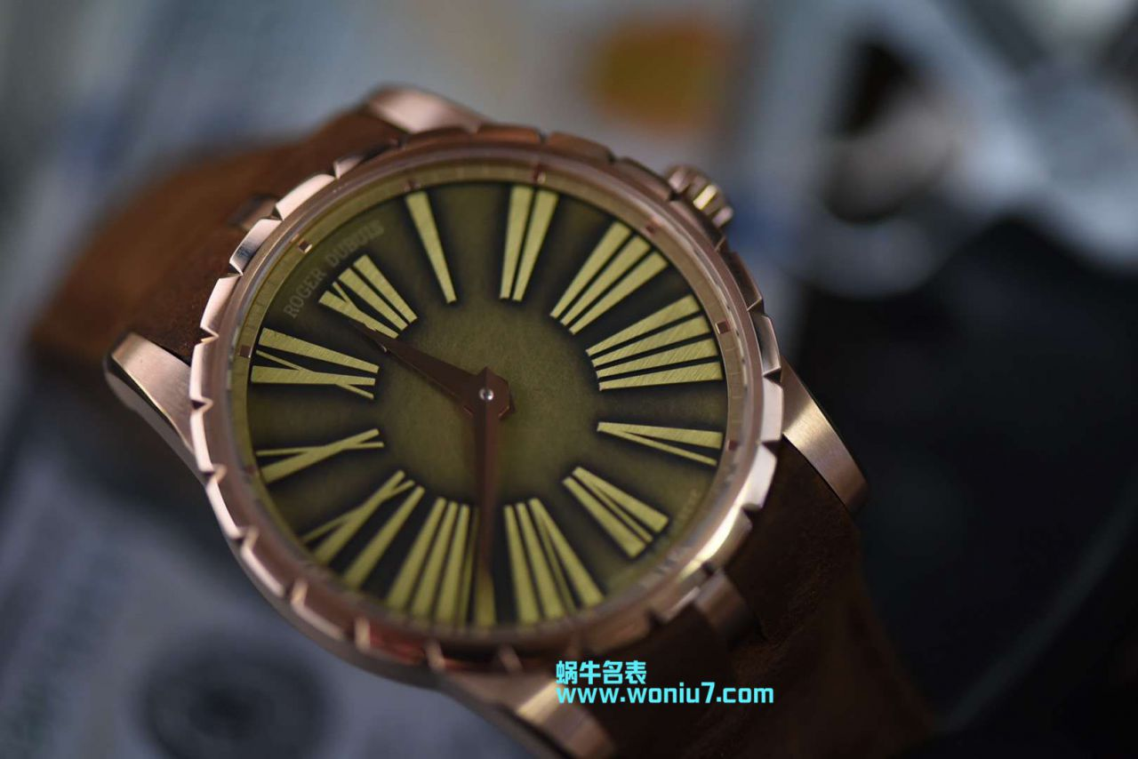 【RD一比一超A顶级复刻手表】罗杰杜彼EXCALIBUR(王者系列)系列RDDBEX0498腕表 / LJ026