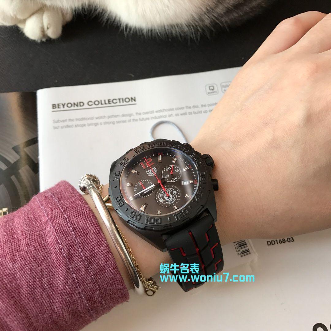 【原单】泰格豪雅F1系列CAZ1019.FT8027腕表 / TG061
