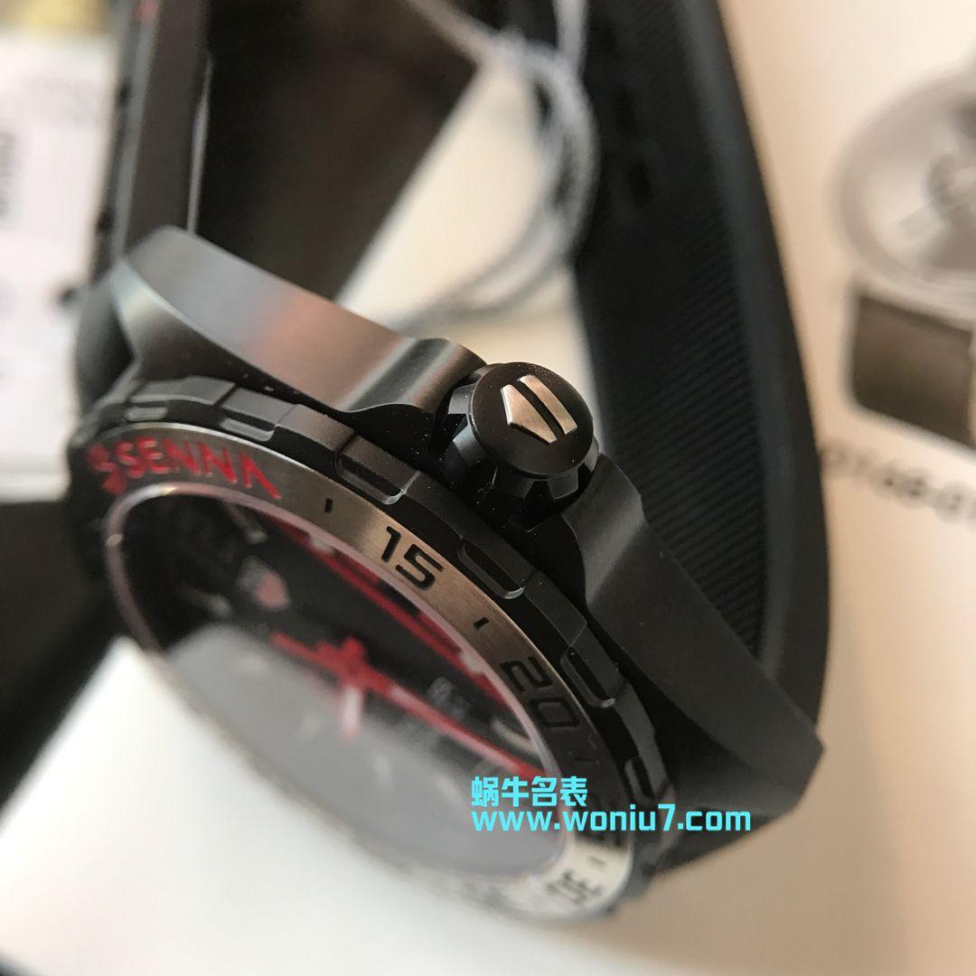 【原单】泰格豪雅F1系列WAZ1014.FT8027腕表 / TG062