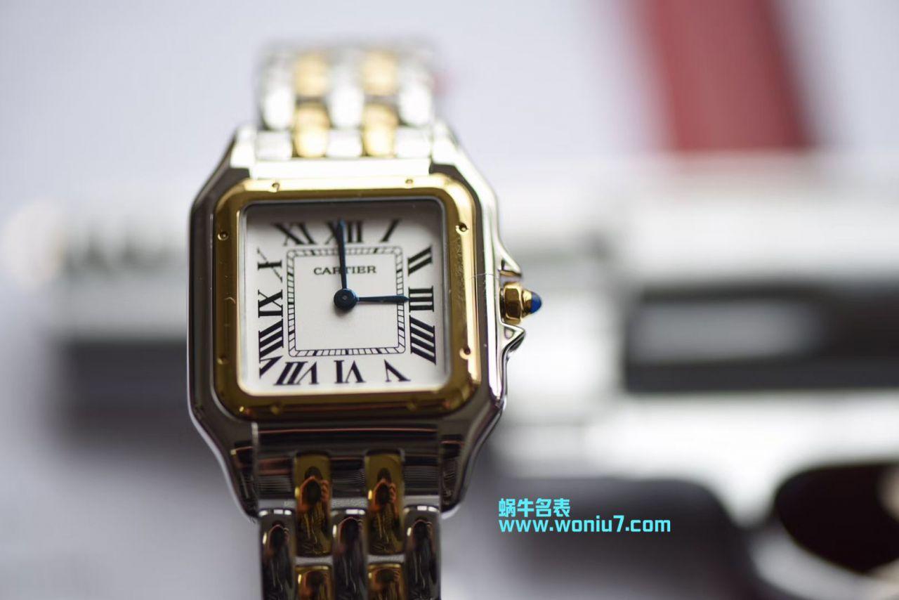 【KOR厂一比一超A高仿手表】卡地亚猎豹PANTHÈRE DE CARTIER系列W2PN0007女士腕表 / K177