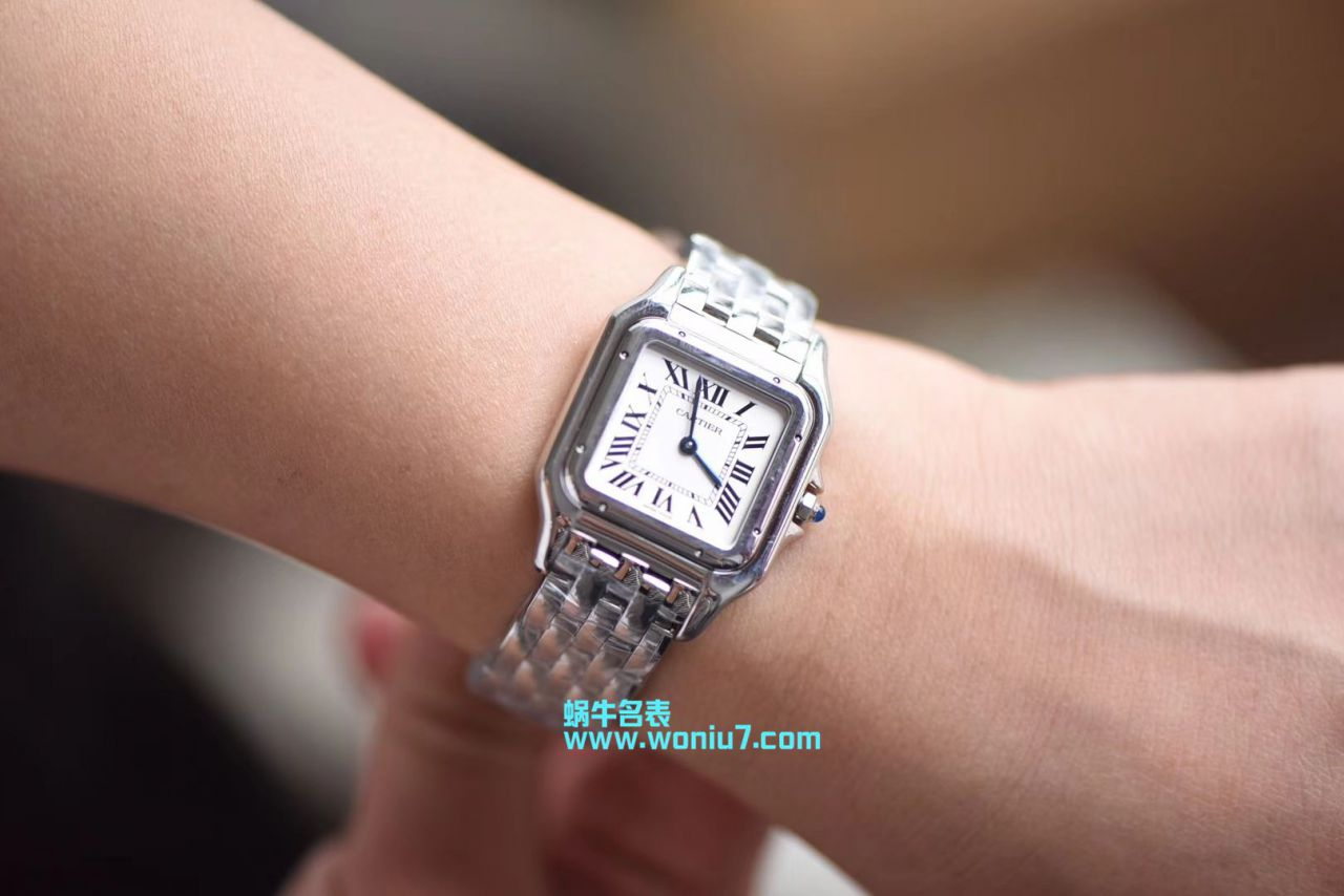 【8848F一比一超A精仿手表】卡地亚猎豹PANTHÈRE DE CARTIER系列WSPN0007腕表女装 / K178