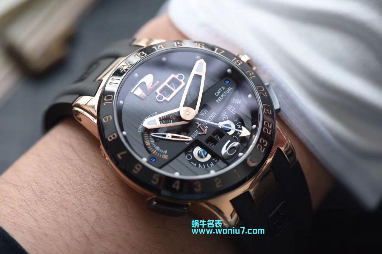 【TWA一比一超A高仿手表】雅典El TORO/BLACK TORO系列329-00-3、320-00/BQ、326-00-3、326-03、320-00-3腕表 / YD015